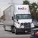 Amazing lady truck driver skills